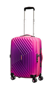 American Tourister Air Force 1 Spinner 55x40x20cm Gradient Pink 6725982ee6