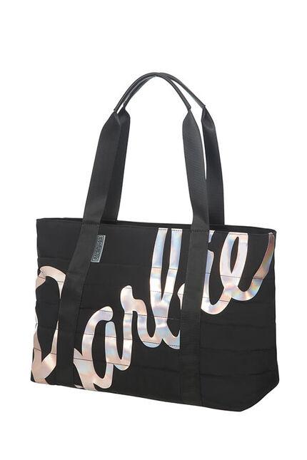 Modern Glow Barbie Shoppping táska