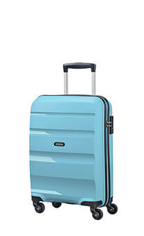 5a98ad6dc381 American Tourister Bon Air Spinner S Strict Blue Topaz